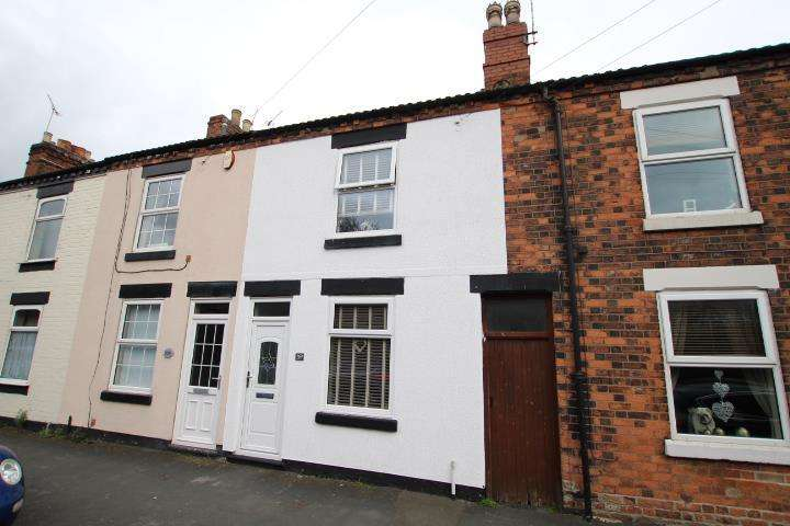 2 Bedrooms Terraced House for sale in Wetmore Road, Burton