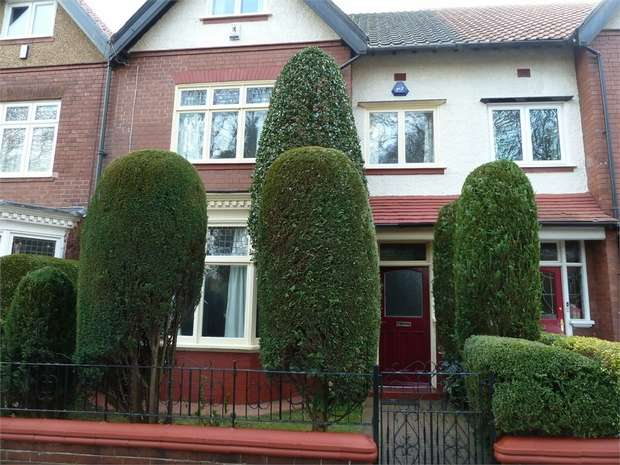 4 Bedrooms Terraced House for sale in Beechwood Avenue, Darlington, Durham