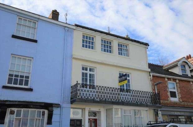 4 Bedrooms Maisonette Flat for sale in Fore Street, Shaldon, Devon