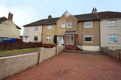 3 Bedrooms Terraced House for sale in Roughcraig Street, Airdrie, North Lanarkshire