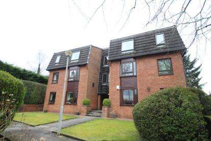 2 Bedrooms Flat for sale in Ossian Road, Glasgow