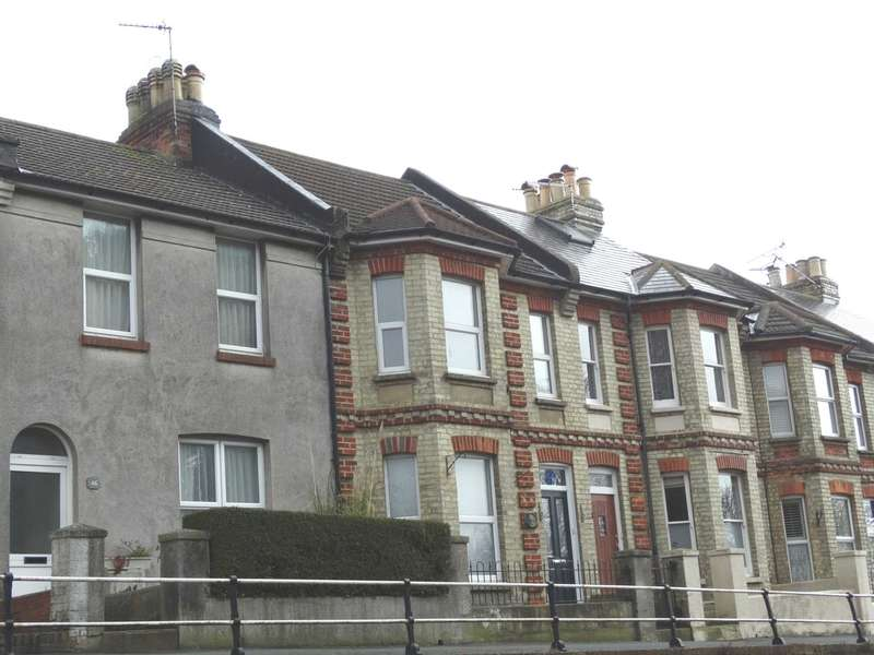 2 Bedrooms Terraced House for sale in Willingdon Road, Eastbourne