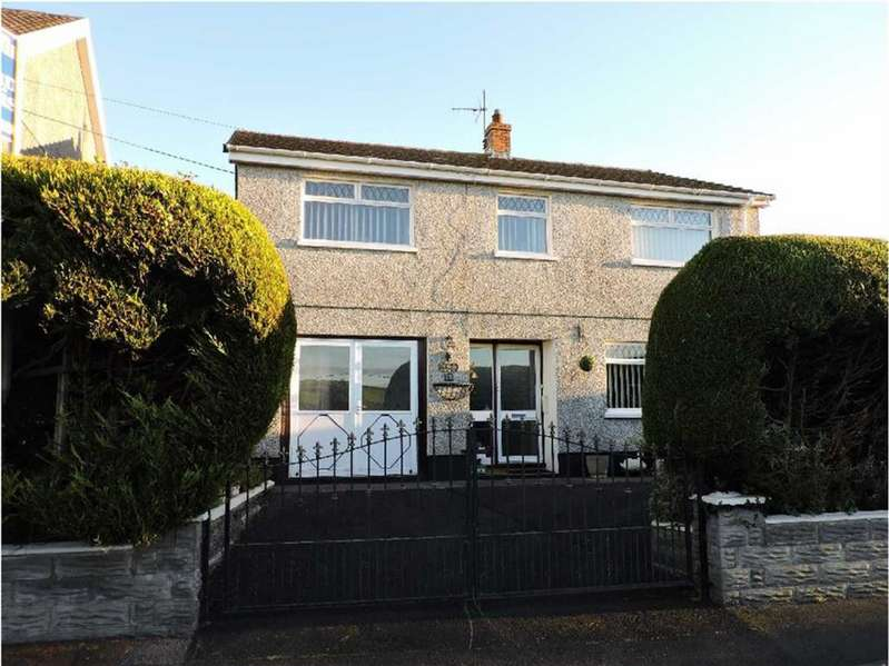 3 Bedrooms Detached House for sale in Station Road, Kidwelly