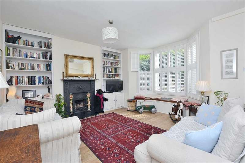 3 Bedrooms Flat for sale in Shirland Road, Maida Vale, London, W9