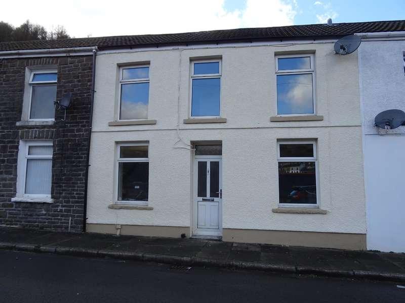 4 Bedrooms Terraced House for sale in Court Colman Street, Nantymoel, Bridgend, CF32 7RL
