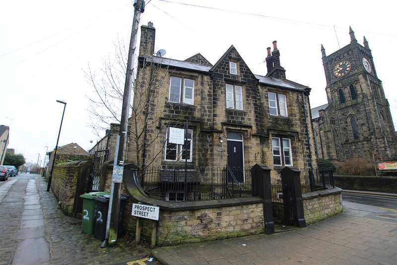 3 Bedrooms Unique Property for sale in Town Street, Farsley, Pudsey, LS28 5DB