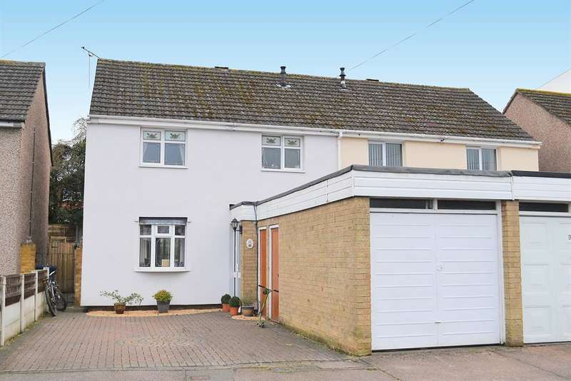 3 Bedrooms Semi Detached House for sale in Gilbert Road, Lichfield, WS13 6AX