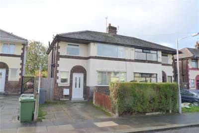 3 Bedrooms Semi Detached House for rent in Ringways, Bromborough