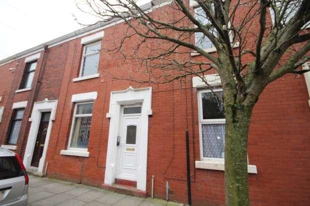 2 Bedrooms Terraced House for sale in Castleton Road, Preston, PR1