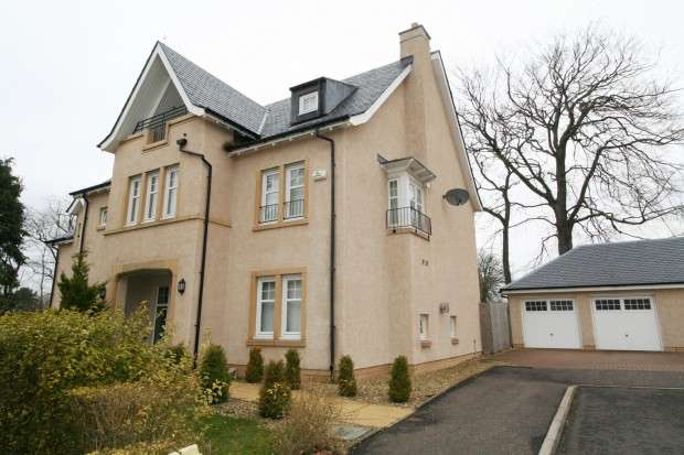 5 Bedrooms Detached House for sale in Curlew Court, Lenzie, G66