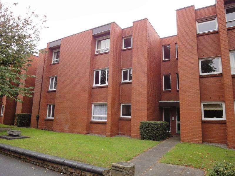 1 Bedroom Apartment Flat for sale in Elmsdale Court, Birmingham Road, Walsall