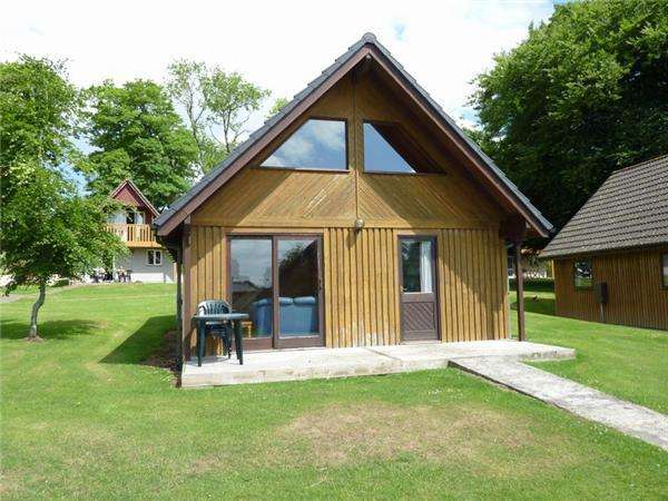 3 Bedrooms Chalet House for sale in 43 Hengar Manor, St Tudy, Bodmin