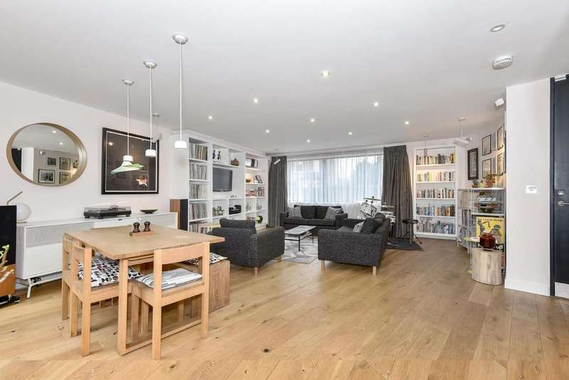 3 Bedrooms Terraced House for sale in Ryedale, East Dulwich