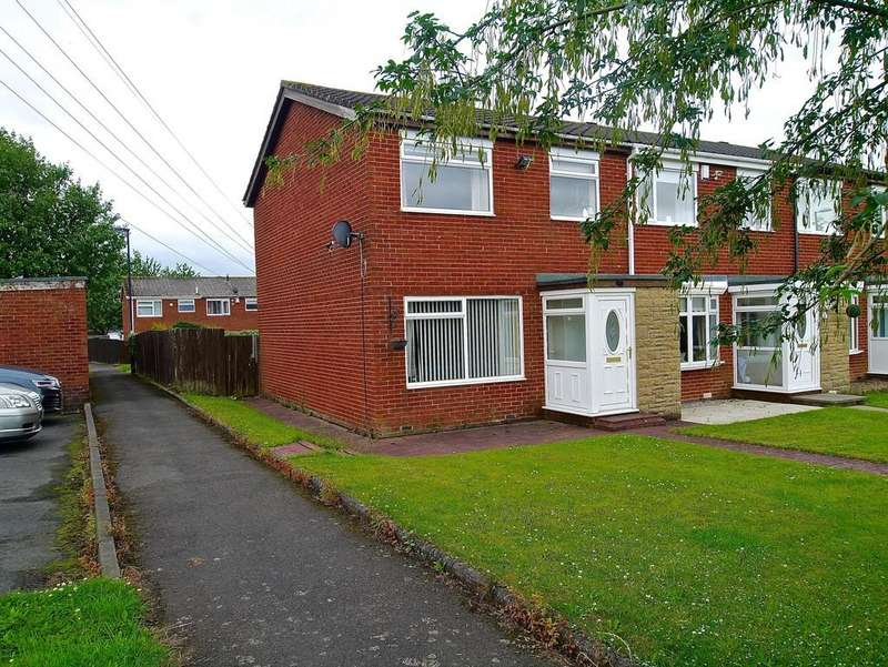 3 Bedrooms End Of Terrace House for sale in North Walbottle Road, Chapel Park