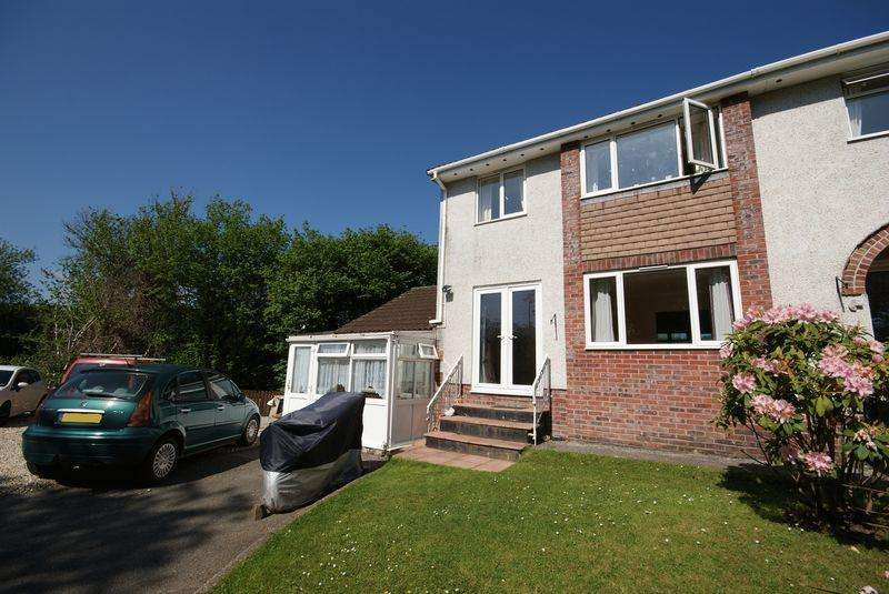 4 Bedrooms End Of Terrace House for sale in Berrycoombe Hill, Bodmin