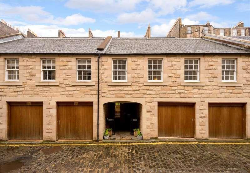 3 Bedrooms Mews House for sale in 4 Cumberland Street South West Lane, New Town, Edinburgh, EH3