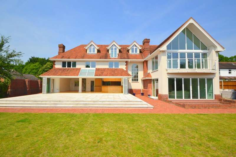 6 Bedrooms Detached House for sale in Sandon, Chelmsford