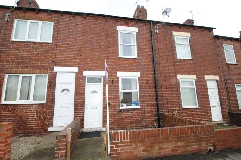 2 Bedrooms Terraced House for sale in Church Lane, Normanton