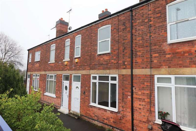 3 Bedrooms Terraced House for sale in Station Road, Shirebrook, Mansfield
