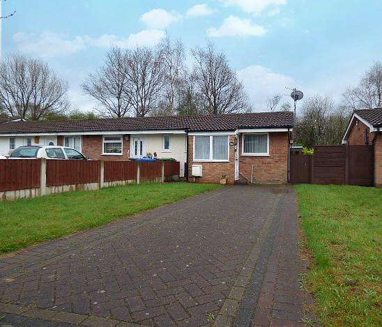 1 Bedroom Bungalow for sale in Woodhouse Close, Birchwood, Warrington
