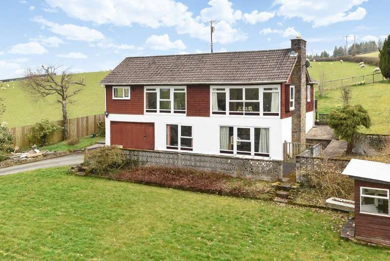 5 Bedrooms Detached House for sale in Builth Wells, Builth Wells, LD2