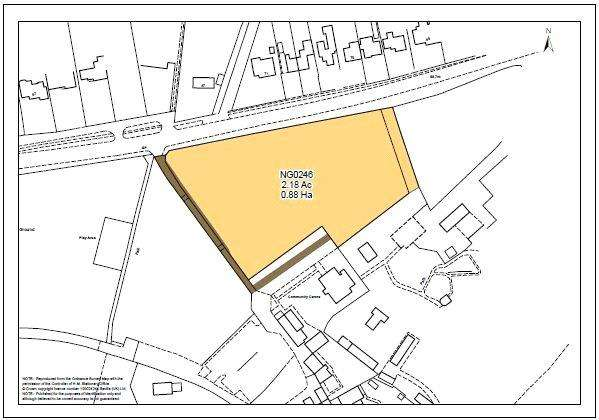 Land Commercial for rent in Land South Of Redditch Road, Stoke Heath, Bromsgrove, Worcestershire, B60
