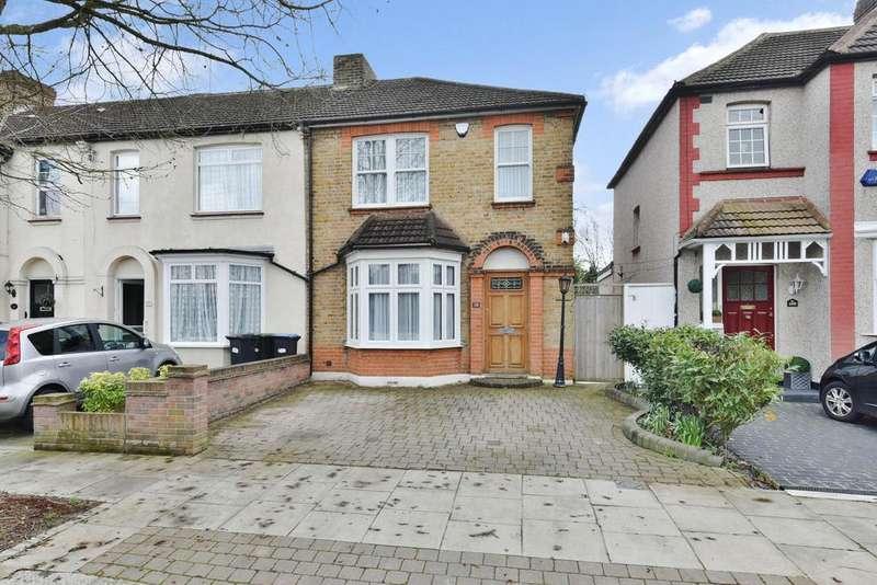 3 Bedrooms House for sale in Edenbridge Road, Enfield EN1