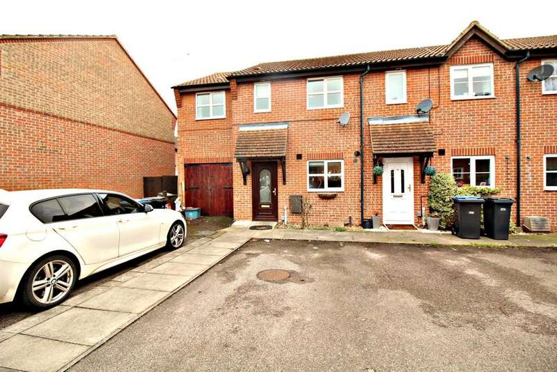 3 Bedrooms End Of Terrace House for sale in Coalport Close, Church Langley