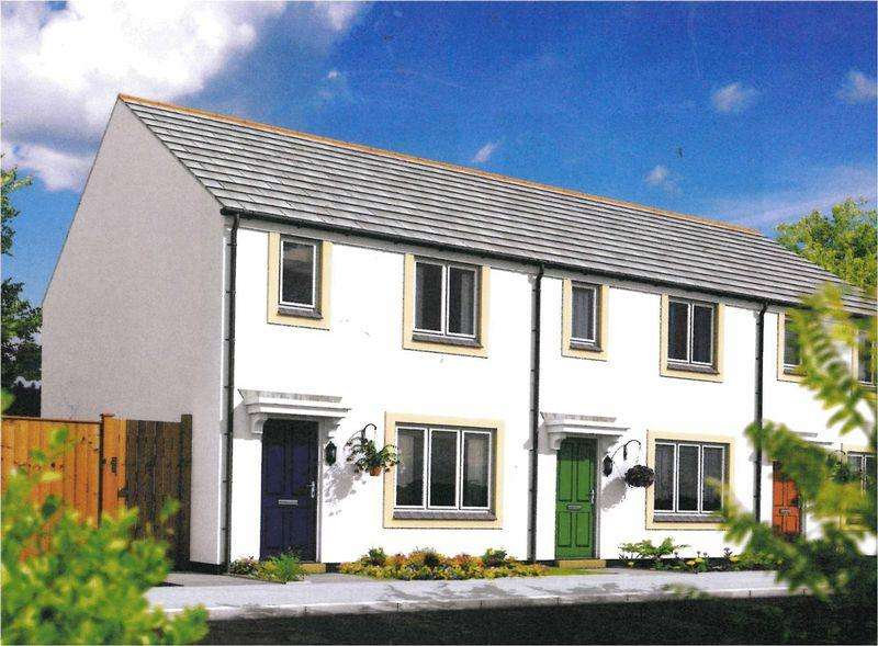 3 Bedrooms House for sale in Borough View, Bodmin