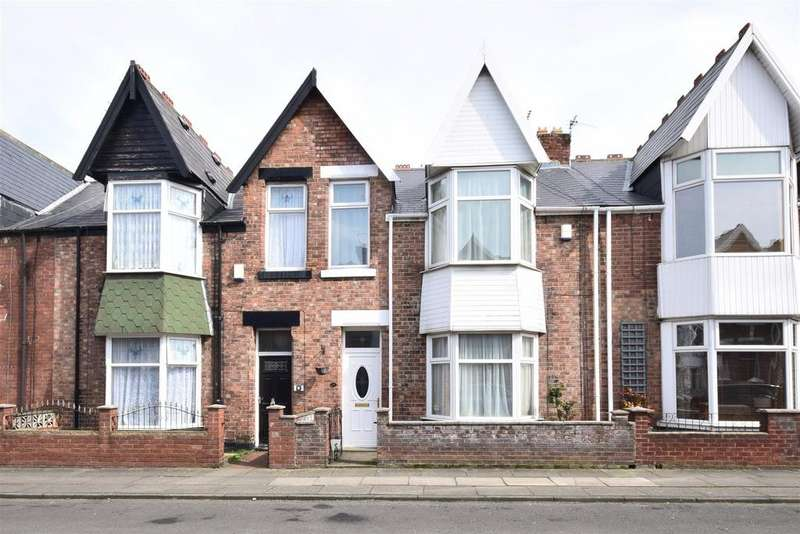 3 Bedrooms Terraced House for sale in Chatsworth Street, High Barnes, Sunderland