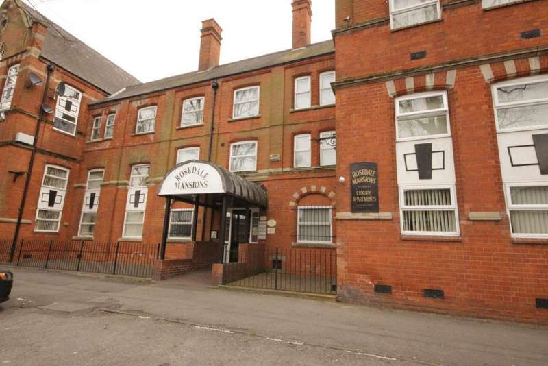 1 Bedroom Flat for sale in Rosedale Mansions, Boulevard, Hull, East Riding of Yorkshire, HU3 2TE