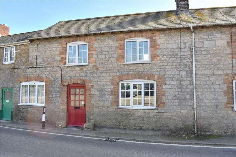 2 Bedrooms Terraced House for sale in Goose Hill, Portesham, Weymouth, Dorset