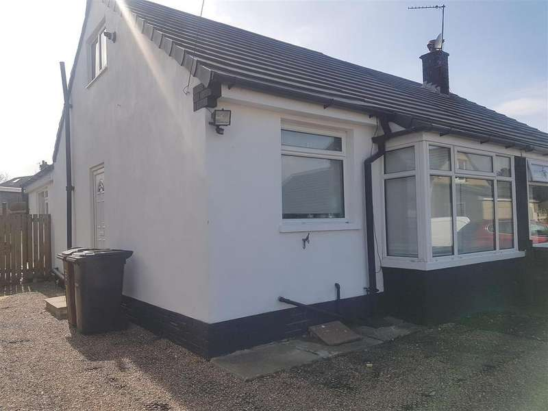 2 Bedrooms Semi Detached Bungalow for sale in Acre Close, Eccleshill, Bradford