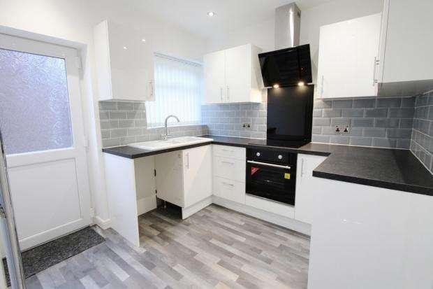 2 Bedrooms Semi Detached Bungalow for sale in Belvedere Road Ashton In Makerfield Wigan