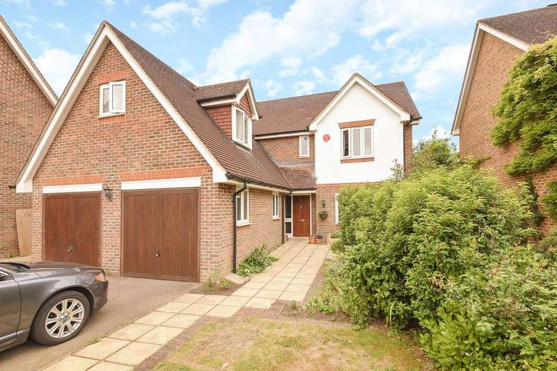 5 Bedrooms House for rent in Broad Field Road, Yarnton, Kidlington
