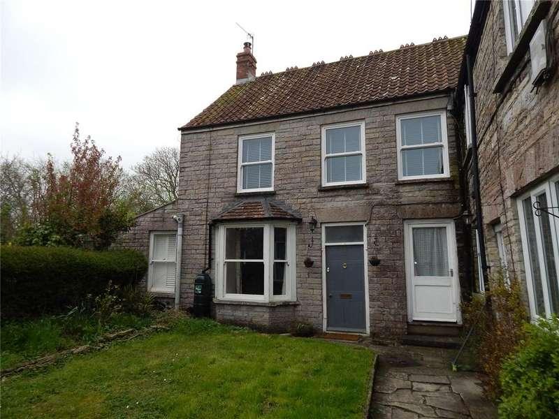 3 Bedrooms Semi Detached House for rent in Belle Vue, North Street, Somerton, Somerset, TA11