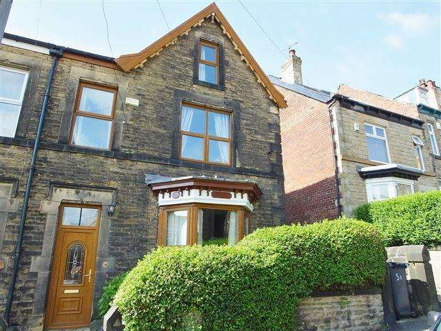 4 Bedrooms Semi Detached House for sale in Clarence Road, Sheffield, S6 4QE