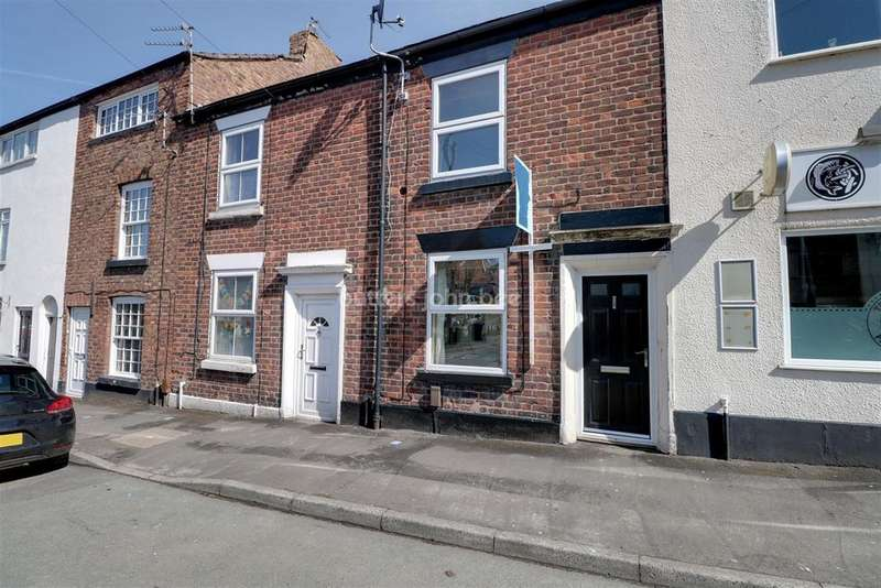 2 Bedrooms Terraced House for sale in High Street, Macclesfield