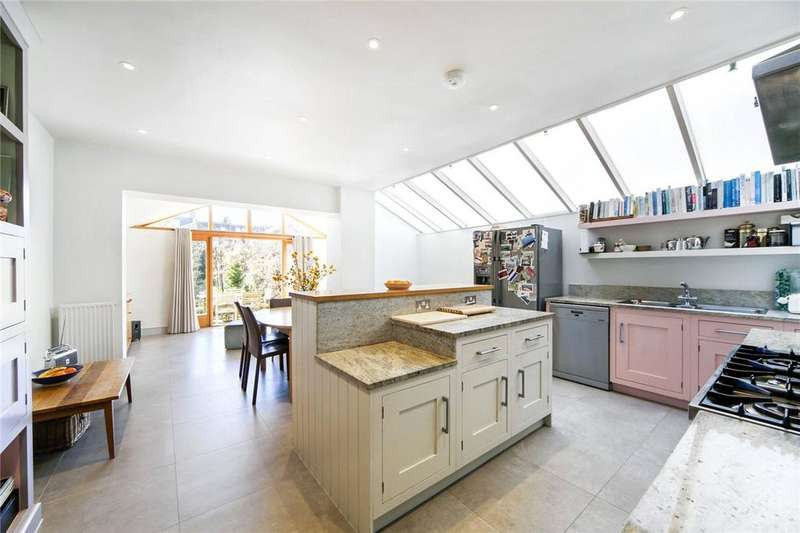 4 Bedrooms Terraced House for sale in Harbord Street, Fulham, SW6