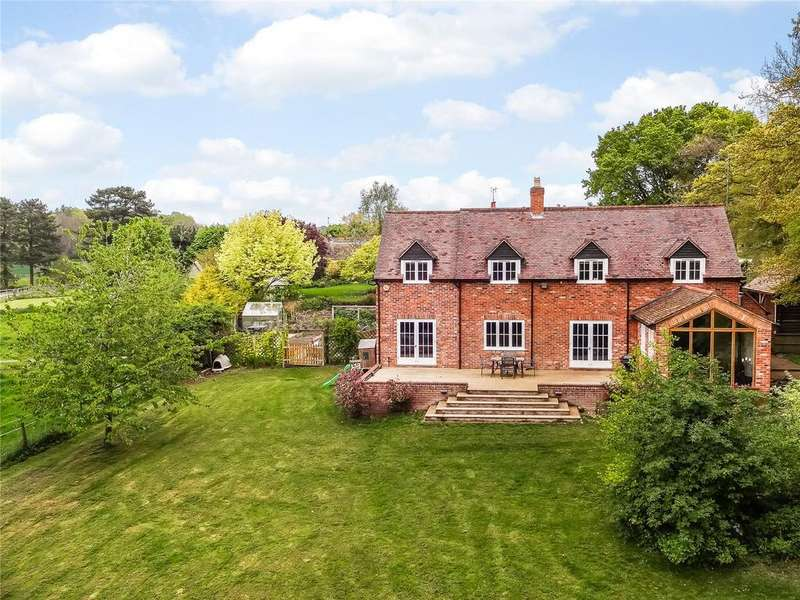 5 Bedrooms Detached House for sale in Cold Harbour, Goring Heath, Reading