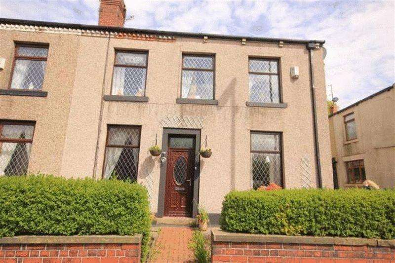 4 Bedrooms Terraced House for sale in Ramsden Road, Rochdale