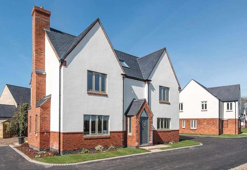 4 Bedrooms Detached House for sale in Treetops, Bishop's Acre, Lighthorne