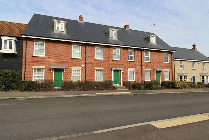 2 Bedrooms Apartment Flat for sale in Valerian Way, Stotfold, Hitchin, SG5