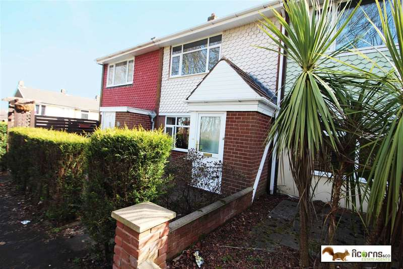 3 Bedrooms Terraced House for sale in Millfield Avenue, Walsall