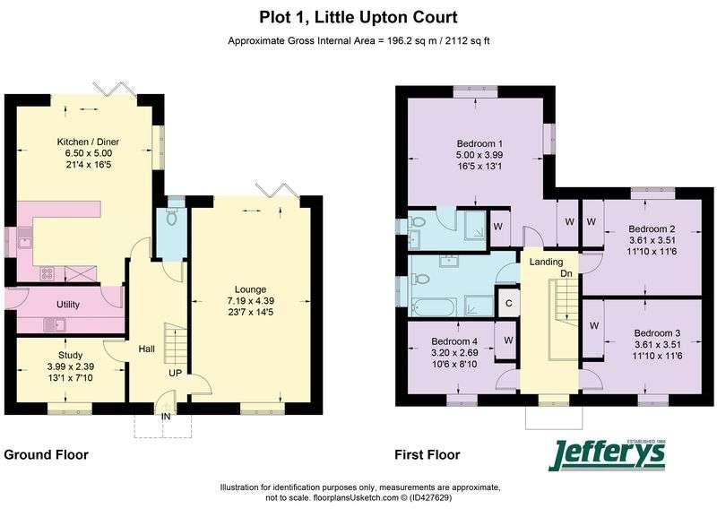 4 Bedrooms Property for sale in Little Upton Court Upton Cross, Liskeard