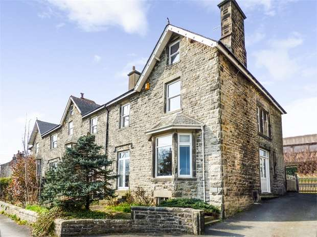 5 Bedrooms Semi Detached House for sale in Station Road, Bentham, Lancaster, North Yorkshire