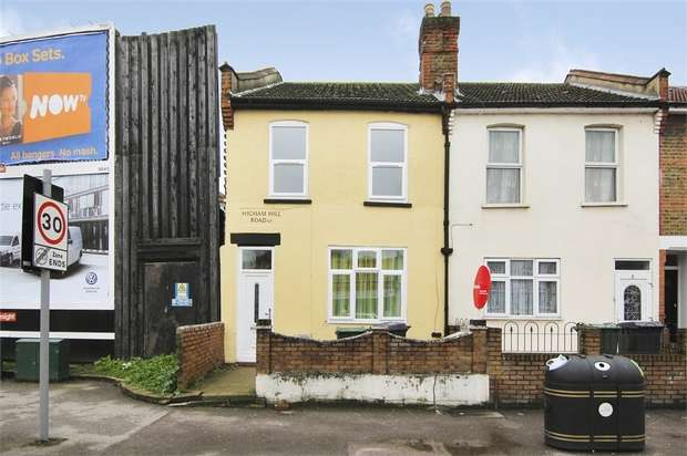 2 Bedrooms End Of Terrace House for sale in Higham Hill Road, Walthamstow, London