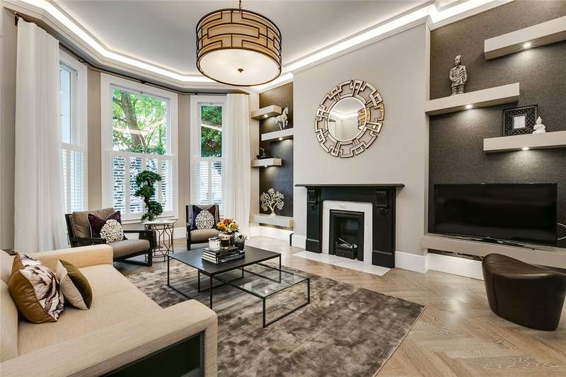 2 Bedrooms Flat for sale in Holland Road, Holland Park, London, W14