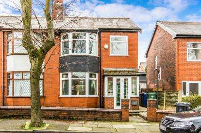 3 Bedrooms Semi Detached House for sale in Hampton Grove, Bury, Greater Manchester, BL9