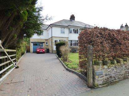 5 Bedrooms Semi Detached House for sale in St. Johns Road, Buxton, Derbyshire